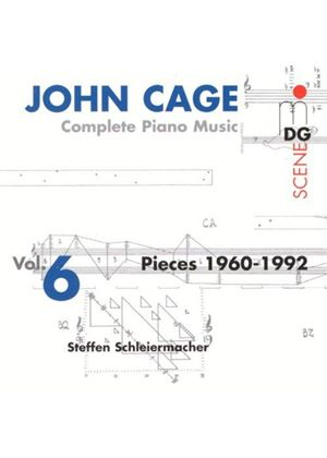 Steffen Schleiermacher - Complete Piano Music Vol.6 (Pieces 1960-1992)