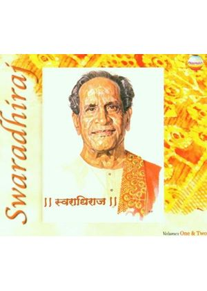 Pandit Bhimsen Joshi - Swaradhiraj Vol.1 And 2 (The King Of The Musical Note)