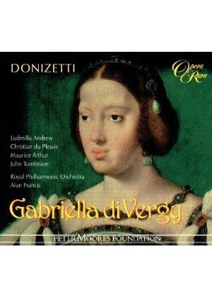 Donizetti - GABRIELLA DI VERGY
