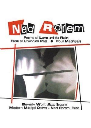 Rorem: Vocal works