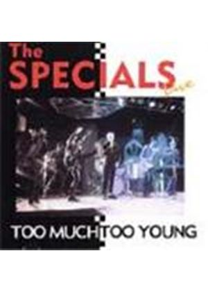 Specials (The) - Too Much Too Young (Live)