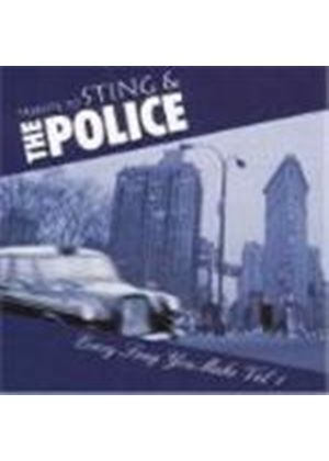 Various Artists - Every Song You Make Vol.1 (A Tribute To Sting & The Police)