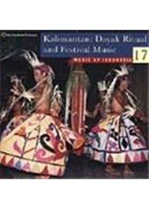 Kalimantan - Indonesia - The Music Of Indonesia Vol.17 (Music From Kalimantan)