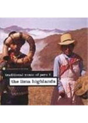 Various Artists - Peru - Traditional Music Of Peru Vol.7 (The Lima Highlands)