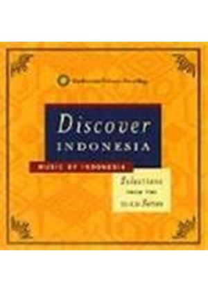 Various Artists - Indonesia - Discover Indonesia (Selections From The 20CD Series)