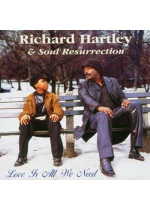 Richard Hartley & Soul Resurrection - Love Is All We Need