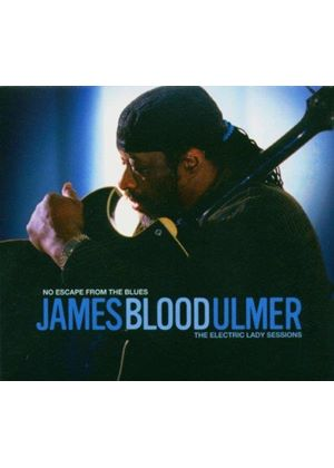 James Blood Ulmer - NO ESCAPE FROM THE BLUES IMP
