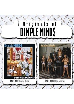 Dimple Minds - Durstige Manner/Helden Der Arbeit