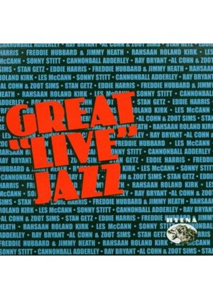 Various Artists - Great Live Jazz