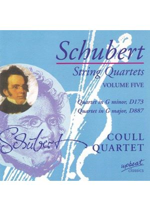 COULL QUARTET - STRING QUARTETS VOL 5