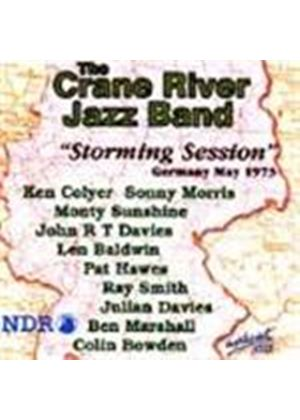 Crane River Jazz Band (The) - Storming Session, The (Germany May 1973)