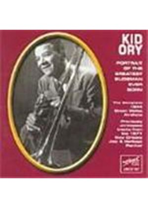 Kid Ory - Portrait Of The Greatest Slideman Ever