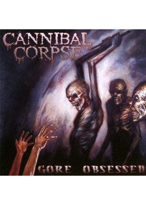 Cannibal Corpse - Gore Obsessed [Digipack]