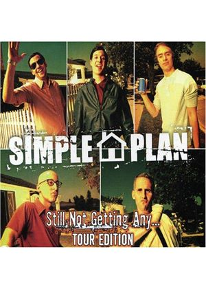 Simple Plan - Still Not Getting Any [Tour Edition/Asian Edition]