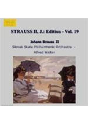 Johann Strauss II Edition, Vol.19