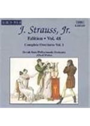 Johann Strauss II Edition, Vol.48