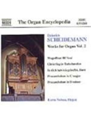 Scheidemann: Organ Works, Vol 2