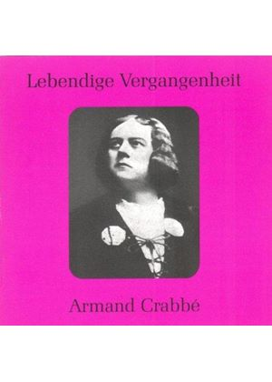VARIOUS COMPOSERS - Armand Crabbe
