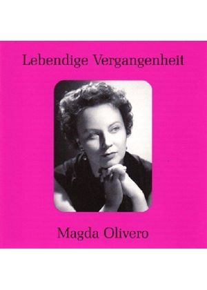 Magda Olivero sings Operatic Arias
