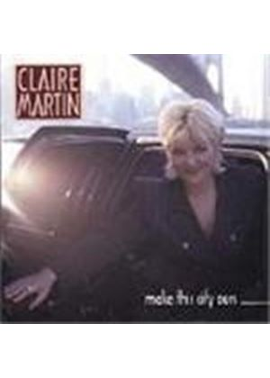 Claire Martin - Make This City Ours