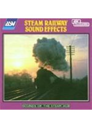 Sound Effects - STEAM RAIL SOUND