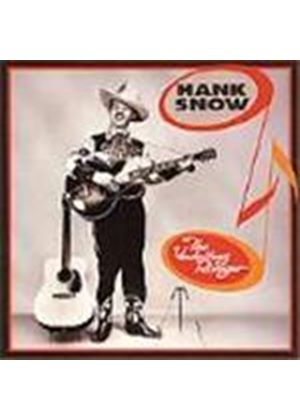 Hank Snow - Yodelling Ranger, The 1936-1947
