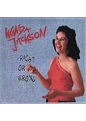 Wanda Jackson - Right Or Wrong 1954-1962