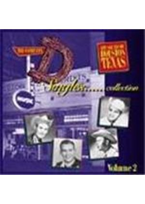 Various Artists - Complete 'D' Singles Collection Vol.2, The