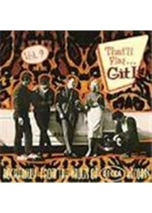Various Artists - That'll Flat Git It Vol.9 (Rockabilly & Rock 'n' Roll From The Vaults Of Decca)