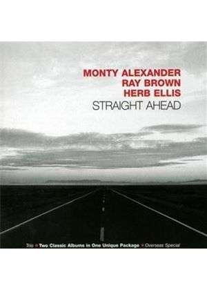 Monty Alexander & Ray Brown & Herb Ellis - Straight Ahead