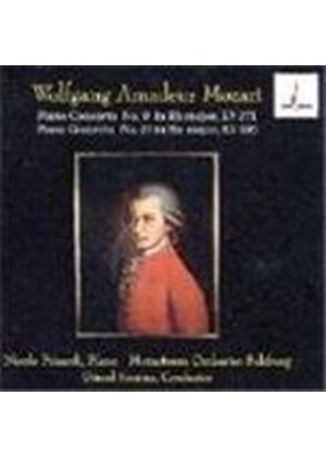 Mozart: Piano Concertos Nos 9 and 27