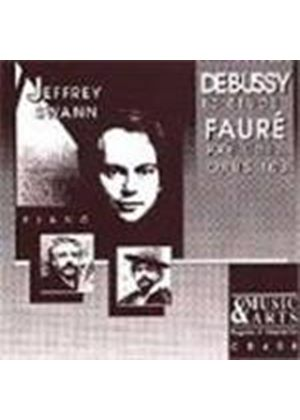 Debussy and Fauré: Piano Works