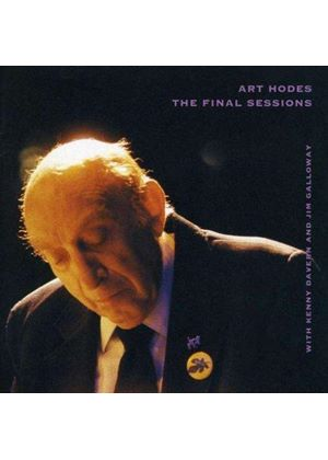 Art Hodes - Final Sessions, The