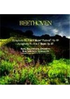 Beethoven: Symphonies Nos 6 and 8