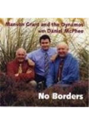 Manson Grant & The Dynamos Showband - No Borders