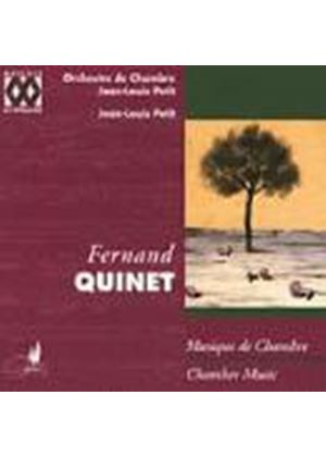 Fernand Quinet - Chamber Music [Benelux Import]