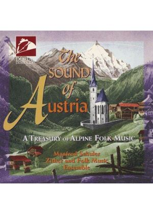 Manfred Schuler - Sound Of Austria - A Treasury Of Alpine Folk Music