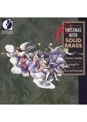 VARIOUS COMPOSERS - Christmas With Solid Brass (Solid Brass)