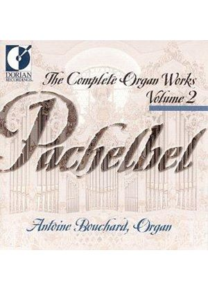 Pachelbel: Complete Organ Works, Vol 1