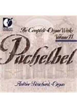 Pachelbel: Complete Organ Works, Vol. 11