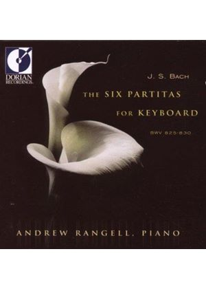 Johann Sebastian Bach - Six Partitas For Keyboard (Rangell)