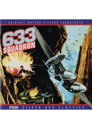Various Artists - 663 Squadron (& Submarine X-1)