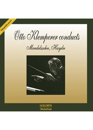 Klemperer conducts Haydn and Mendelssohn