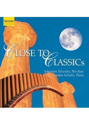VARIOUS COMPOSERS - Close To Classics (Silvestra, Schultz)