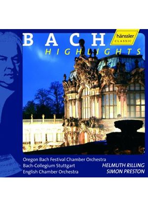 Johann Sebastian Bach - Highlights (English CO)