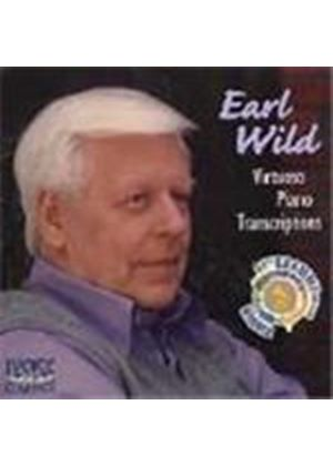 Earl Wild :  Virtuoso Piano Transcriptions