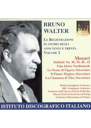 Bruno Walter The Studio Recordings, Vol 2