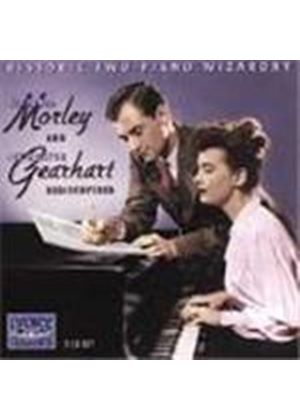 Historic Two Piano Wizardry: Morley and Gearhart rediscovered
