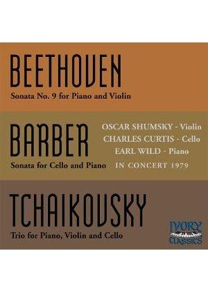 Barber; Beethoven; Tchaikovsky: Chamber Works