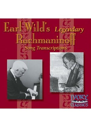 Rachmaninov: Song Transcriptions